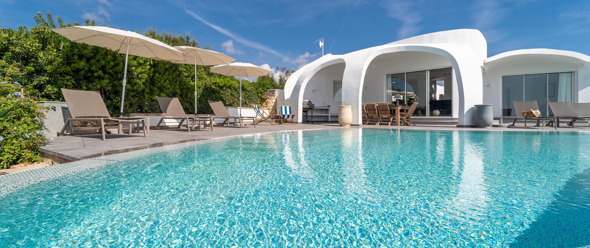Vacanze in villa di lusso a Minorca