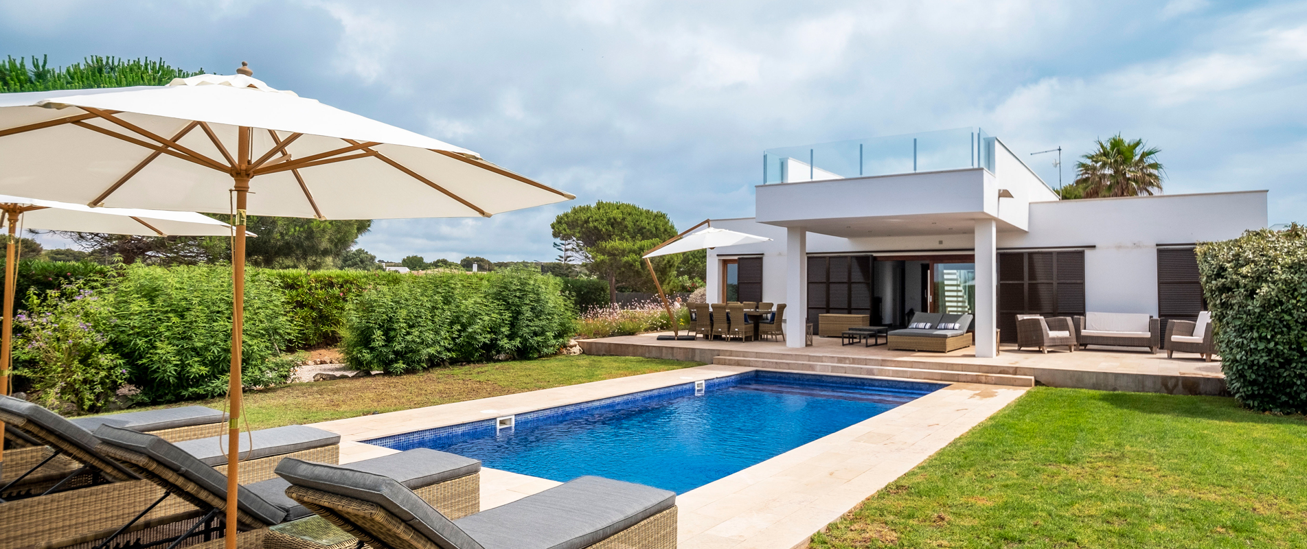 Le migliori ville sulla spiaggia a Minorca